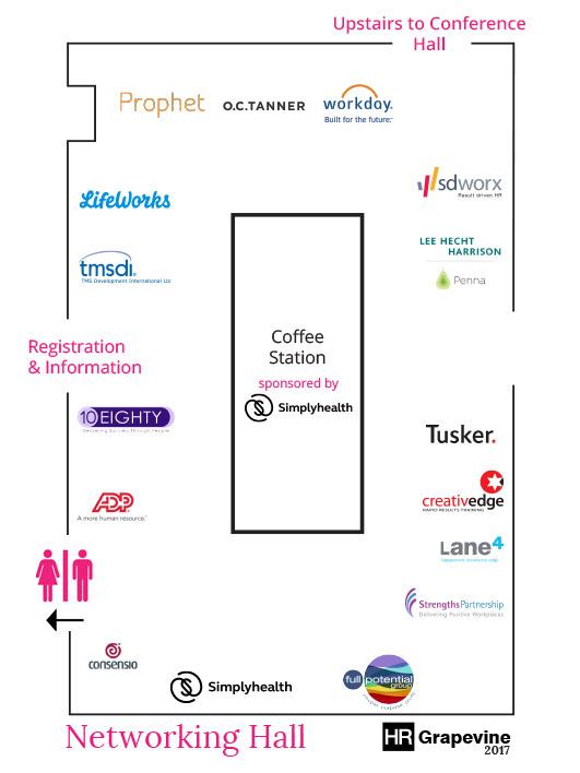 Sponsor floorplan
